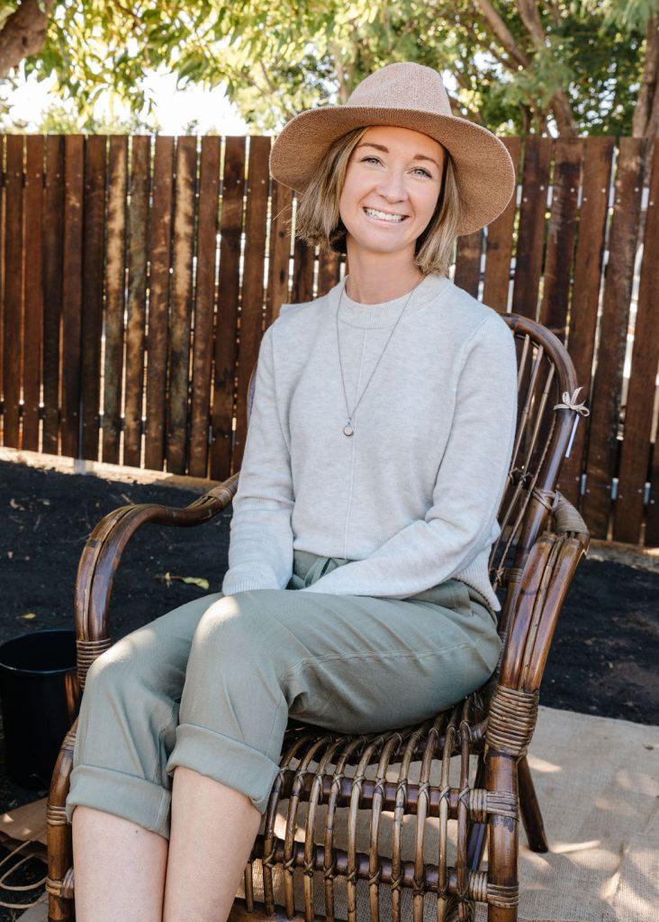 web designers Toowoomba sitting on chair