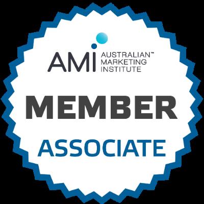 Australian Institute of Marketing Little Ink Marketing badge